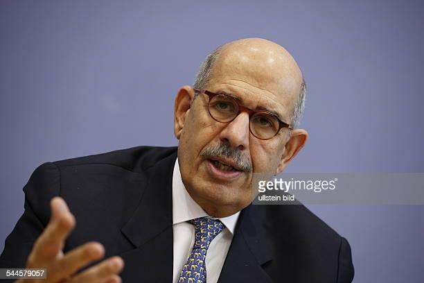 Baradei, Mohamed el - Lawyer, International Atomic Energy Agency Director General, Egypt