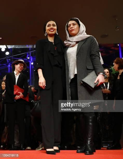 Baran Rasoulof attends the award ceremony of 70th Berlinale International Film Festival in Berlin Germany on February 29 2020