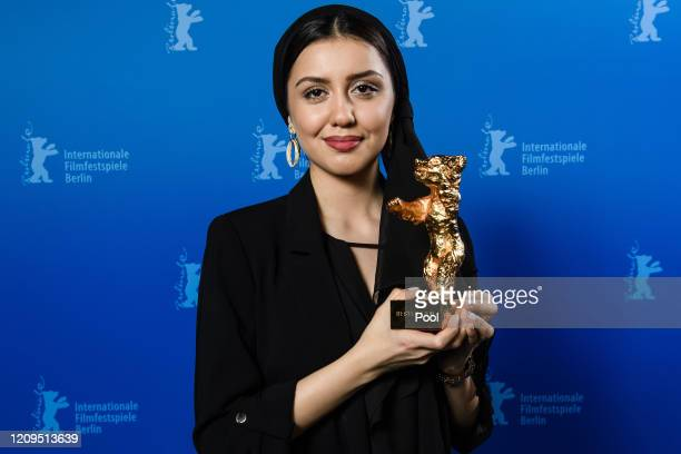 Baran Rasoulof with the Golden Bear for Best Film for the film There Is No Evil after the award ceremony of the 70th Berlinale International Film...