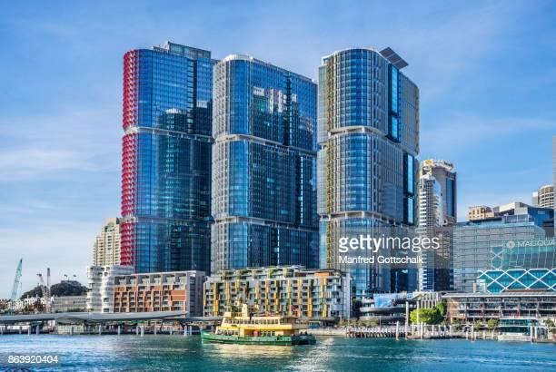 Barangaroo International Towers