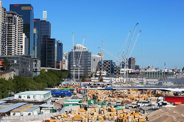 Barangaroo is an innercity suburban area of Sydney in the state of New South Wales Australia It is located on the northwestern edge of the Sydney...