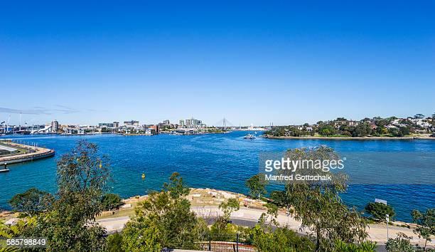 Barangaroo Point Reserve Sydney
