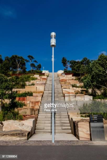 Barangaroo Stairs
