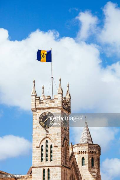 """barbados parliament building - """"peeter viisimaa"""" or peeterv stock pictures, royalty-free photos & images"""