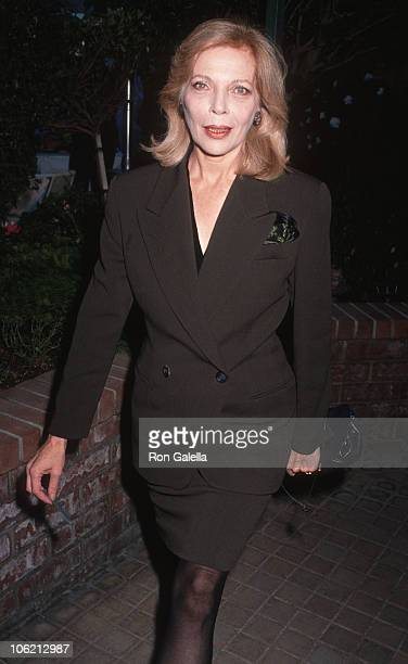 Barbara Bain during 6th Annual California Abortion Rights Action Luncheon at Columbia Bar and Grill in Hollywood California United States