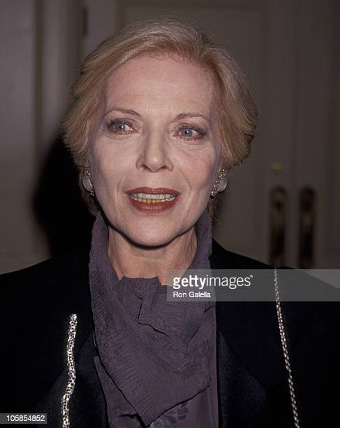 Barbara Bain during The Screen Actors Guild Jack Oakie Awards at Regent Beverly Wilshire Hotel in Beverly Hills California United States