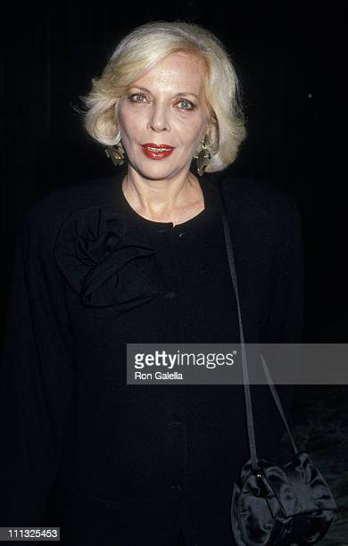 Barbara Bain during Theatre West 25th Anniversary Gala at Biltmore Hotel in Los Angeles California United States
