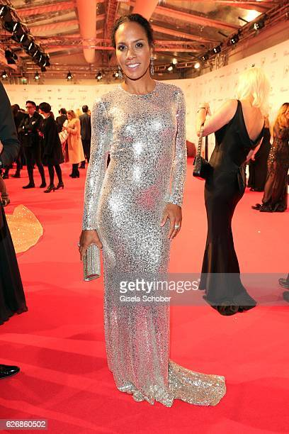 Barbara Becker during the Bambi Awards 2016 arrivals at Stage Theater on November 17 2016 in Berlin Germany