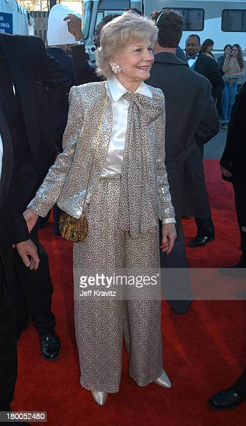 Barbara Billingsley during The TV Land Awards Arrivals at Hollywood Palladium in Hollywood CA United States