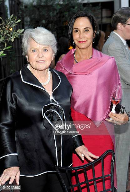 Barbara Bollenbach and Cynthia Delpit attend as Susan Casden and Friends of The Costume Institute The Metropolitan Museum of Art host a dinner in...