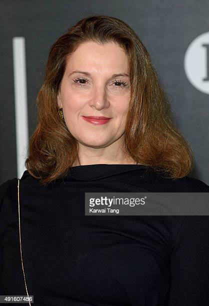 Barbara Broccoli attends the BFI Luminous Funraising Gala at The Guildhall on October 6 2015 in London England