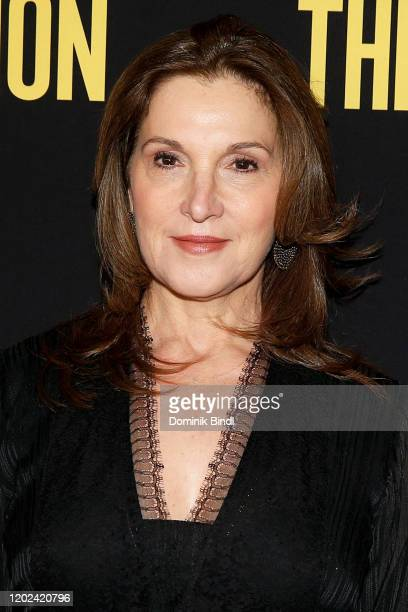 Barbara Broccoli attends The Rhythm Section New York Screening at Brooklyn Academy of Music on January 27 2020 in New York City