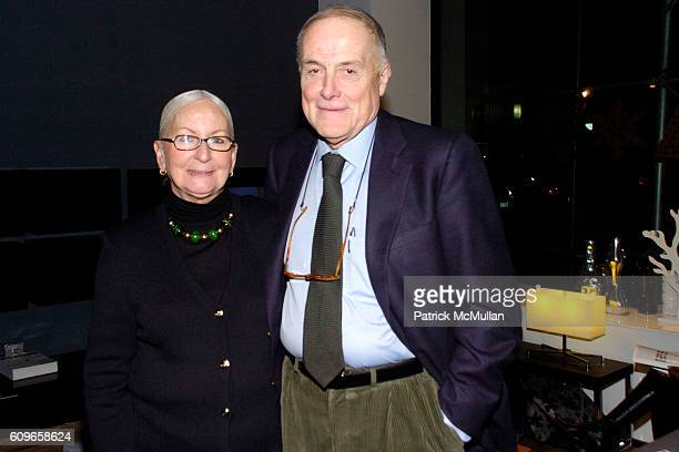Barbara Brunger and Bill Brunger attend KolDesign/BoConcept 5th Annual Holiday Party at BoConcept on December 11 2007 in New York City