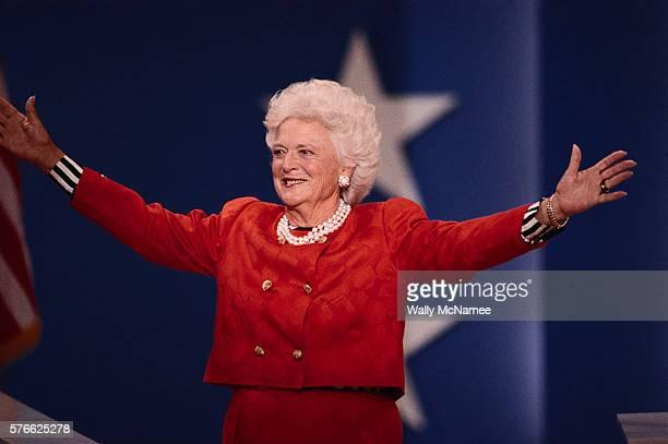 Barbara Bush at Republican Party National Convention