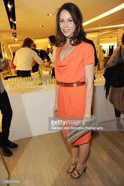 Barbara Bush attends the book party for Derek Blasberg's Classy at Barneys New York on April 6 2010 in New York City