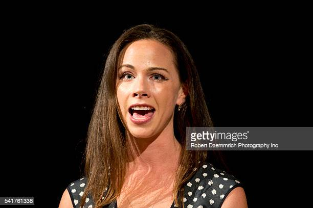 Barbara Bush daughter of former US President George W Bush and Laura Bush talks about life in the White House as some of the First Children discuss...