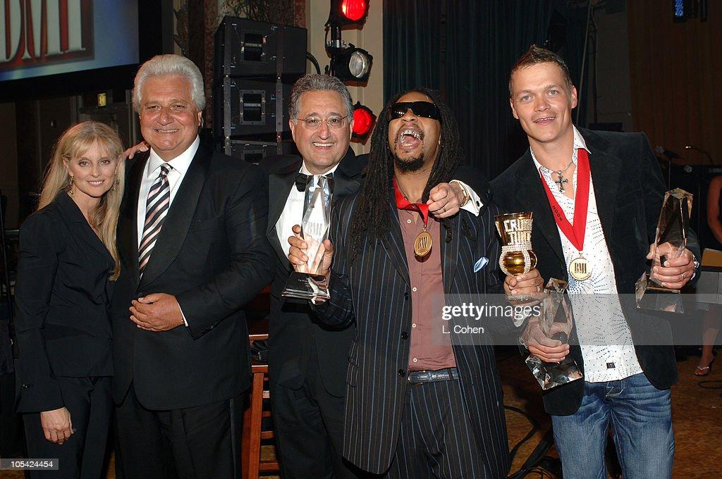 2005 BMI Pop Music Awards - Awards & Show