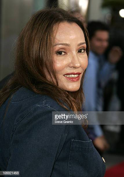 Barbara Carrera during The Bourne Supremacy World Premiere Arrivals at ArcLight Cinema in Hollywood California United States
