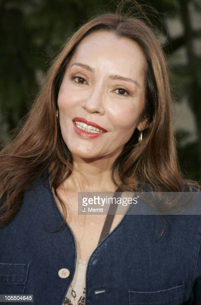 Barbara Carrera during 'The Bourne Supremacy' World Premiere Arrivals at ArcLight Cinerama Dome in Hollywood California United States