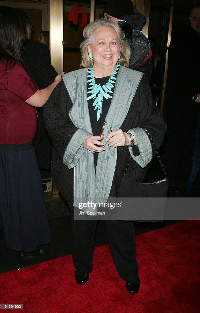 """A Little Night Music"" Broadway Opening Night - Arrivals & Curtain Call"