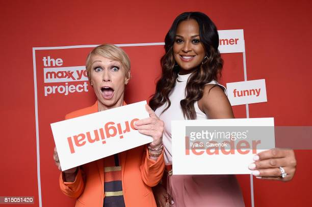 Barbara Corcoran and Laila Ali team up with TJMaxx to host The Maxx You Project Workshop encouraging women pursuing their dreams to let their...