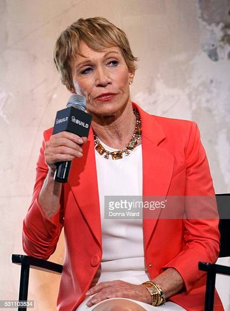 Barbara Corcoran appears to discuss Shark Tank during the AOL BUILD Speaker Series at AOL Studios In New York on May 12 2016 in New York City