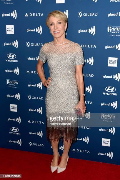 Barbara Corcoran attends the 30th Annual GLAAD Media Awards at The Beverly Hilton Hotel on March 28 2019 in Beverly Hills California