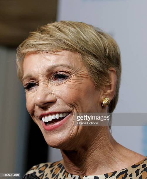 Barbara Corcoran attends the 'Shark Tank' season 8 premiere at Viceroy L'Ermitage Beverly Hills on September 23 2016 in Beverly Hills California