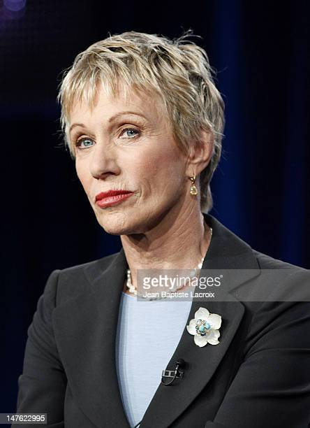 Barbara Corcoran attends the Summer Press Tour Panel Event hosted by Disney ABC Television Group at the Langham Hotel on August 8 2009 in Pasadena...