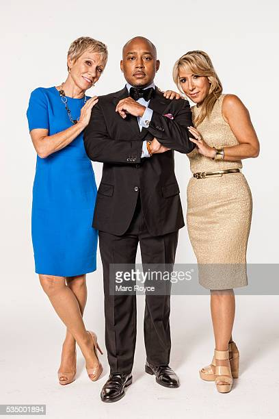 Barbara Corcoran Daymond John and Lori Greiner