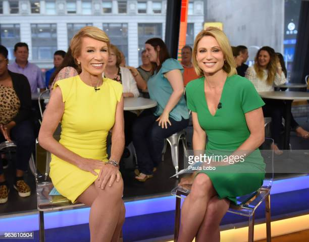 AMERICA Barbara Corcoran is a guest on Good Morning America on Tuesday April 29 2018 airing on the Walt Disney Television via Getty Images Television...
