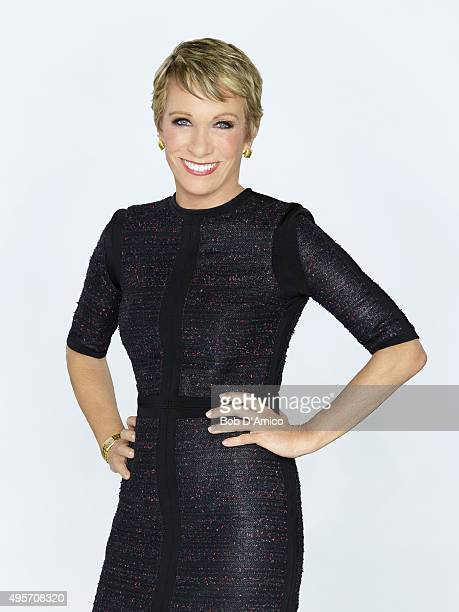 TANK Barbara Corcoran is a Shark on Walt Disney Television via Getty Images's Shark Tank
