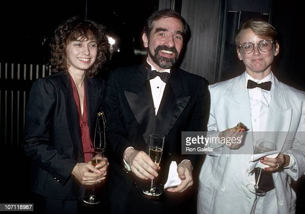Barbara De Fina Martin Scorsese and Mary Beth Hurt