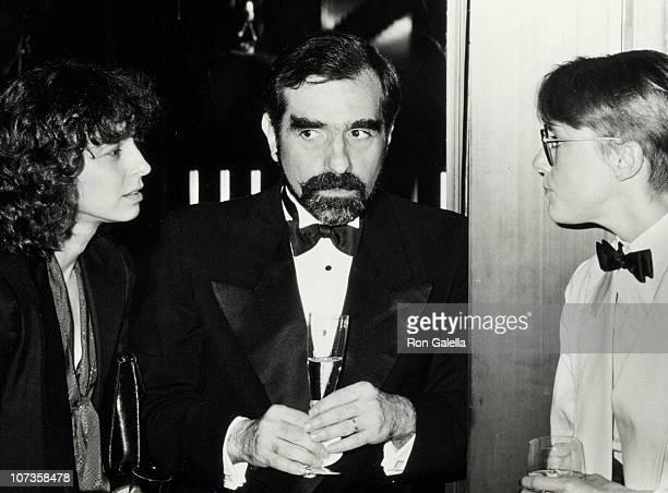 Barbara De Fina Martin Scorsese and Mary Beth Hurt