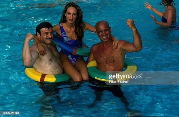 Barbara Dumba RTL Serie Ein Schloss am Wörthersee Kärnten III Staffel Folge 3 Abenteuer in Thailand Hotel Dusit Laguna/Thailand/Asien SwimmingPool...