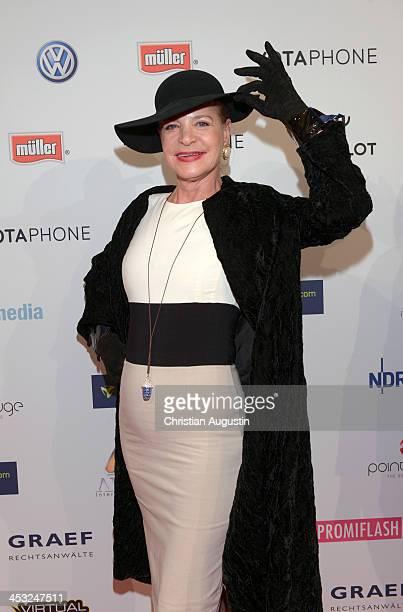 Barbara Engel attends networking event Movie meets Media at Hotel Atlantic on December 2 2013 in Hamburg Germany