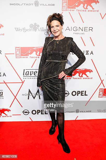 Barbara Engel attends New Faces Award Style on November 16 2016 in Berlin Germany