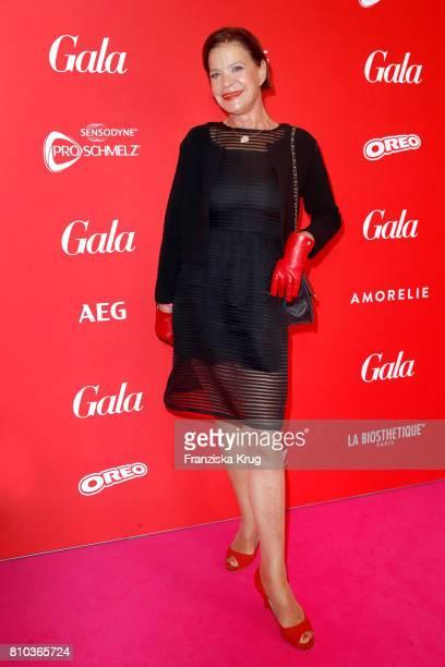 Barbara Engel attends the Gala Fashion Brunch during the MercedesBenz Fashion Week Berlin Spring/Summer 2018 at Ellington Hotel on July 7 2017 in...