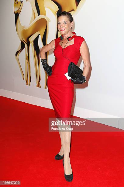 Barbara Engel attends the Tribute to Bambi 2012 at the Station on October 18 2012 in Berlin Germany