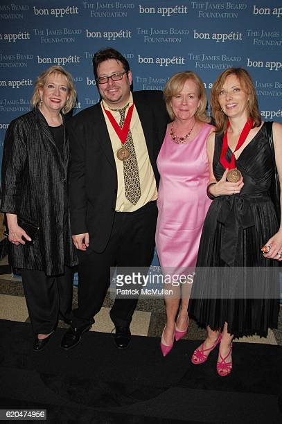 Barbara Fairchild Guest Susan Ungaro and guest attend THE JAMES BEARD FOUNDATION and BON APPETIT present CHEF's NIGHT OUT at Edison Ballroom NYC on...