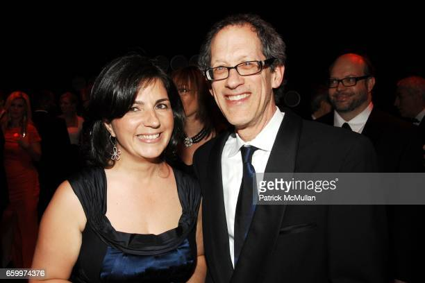Barbara Fedida and Richard Zoglin attend TIME MAGAZINE'S 100 MOST INFLUENTIAL PEOPLE 2009 at Jazz At Lincoln Center on May 5 2009 in New York City