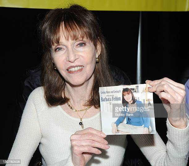 Barbara Feldon attends the 2011 Chiller Theatre Expo at the Hilton Parsippany on October 29 2011 in Parsippany New Jersey