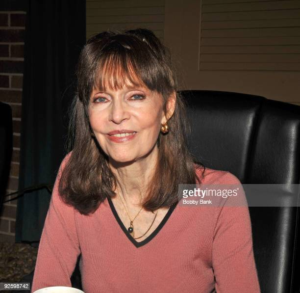 Barbara Feldon attends the Chiller Theatre Expo at the Hilton Parsippany on October 31 2009 in Parsippany New Jersey