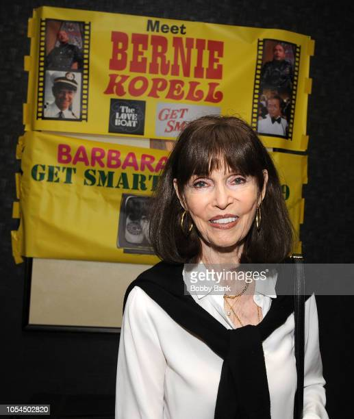 Barbara Feldon attends the Chiller Theatre Expo Fall 2018 at Hilton Parsippany on October 27 2018 in Parsippany New Jersey