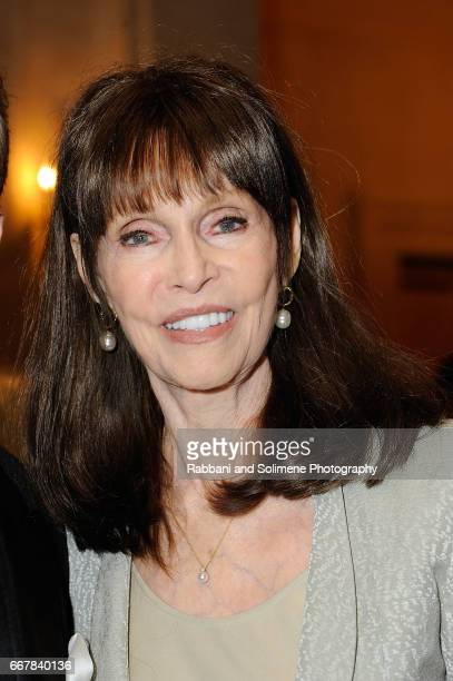 Barbara Feldon attends the Orchestra Of St Luke's 2017 Gift Of Music Gala at The Plaza Hotel on April 12 2017 in New York City