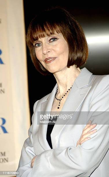 Barbara Feldon during Would You BelieveA Get Smart Reunion at Museum of Television and Radio in Beverly Hills California United States