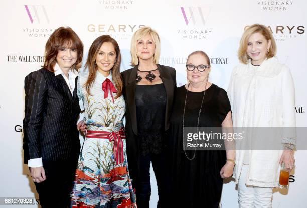 Barbara Firestone Visionary Women CoFounder and Executive Board Member Angella Nazarian Anne Ruderman Visionary Circle Member Chara Schreyer and...