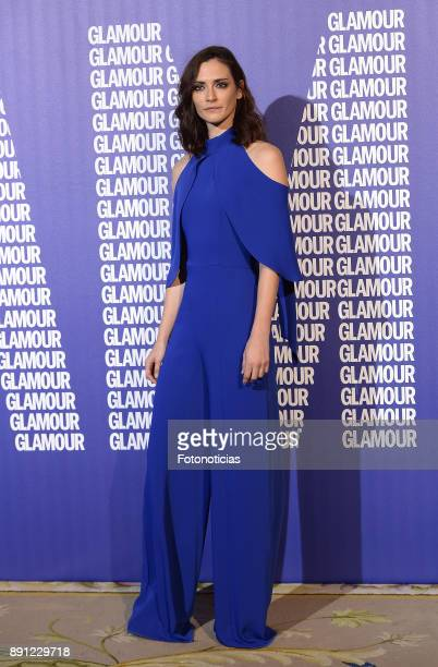 Barbara Garcia attends the Glamour Magazine Awards and 15th anniversary dinner at The Ritz Hotel on December 12 2017 in Madrid Spain