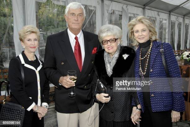 Barbara Gardner James Gardner Marianne Strong and Maria Cooper Janis attend WILLIAM FLAHERTY Hosts Book Party for JAMES GARDNER's THE LION KILLER at...