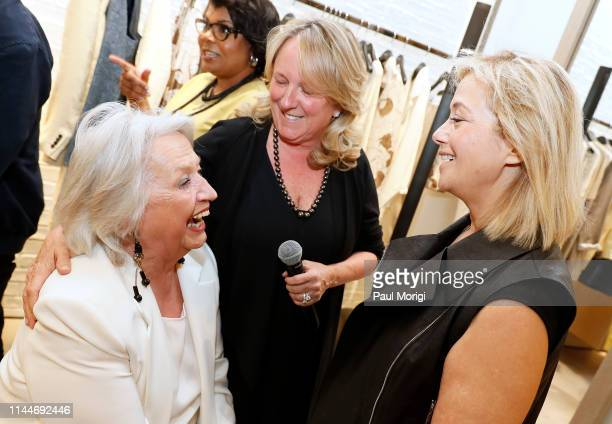 Barbara Gast Chief Creative Officer of Lafayette 148 New York Deirdre Quinn CEO and CoFounder Lafayette 148 New York and Hilary Rosen Managing...